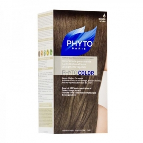 Фито Фитоколор Краска для волос Phyto Phyto Color Permanent coloration6 Темный блонд