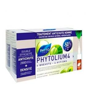 Фито Фитолиум 4 Сыворотка против выпадения волос (2 упаковки)