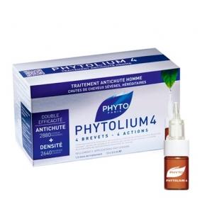 Фито Фитолиум 4 Сыворотка против выпадения волос Phyto Phytolium 4 Chronic thinning hair treatment