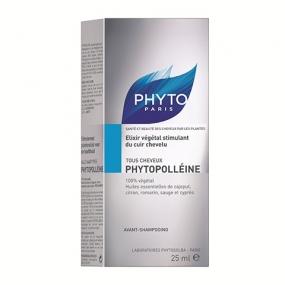 Фито Фитополлеин Питательный концентрат с эфирными маслами Phyto Phytopolleine Botanical scalp treatment
