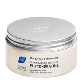 Фито Фитокератин Маска интенсивное восстановление Phyto Phytokeratine Reparative maskБанка 200 мл