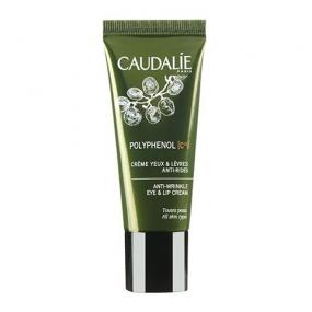 Кодали Полифенол С15 Крем против морщин для глаз и губ Caudalie Polyphenol C15 Anti-Wrinkle Eye & Lip Cream