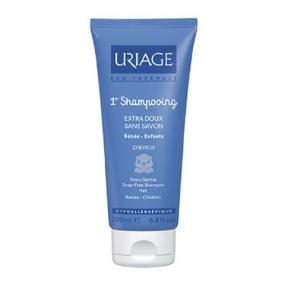 Урьяж Первый Шампунь ультрамягкий без мыла Uriage 1-st shampoo