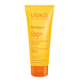 Урьяж Барьесан Молочко солнцезащитное SPF50+ Uriage Bariesun SPF50+ Very high protection lotion for sensitive skin