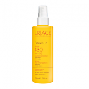 Урьяж Барьесан Спрей солнцезащитный SPF30 Uriage Bariesun Spray SPF30