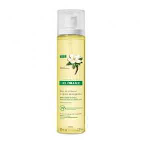 Клоран Спрей для блеска волос с воском Магнолии Klorane Leave-in-Spay wih Magnolia
