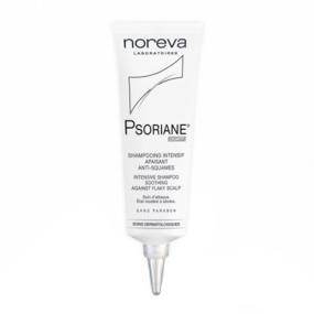 Норева Псориан Интенсивный успокаивающий шампунь против перхоти Noreva Psoriane Intensive shampoo soothing against flaky scalp