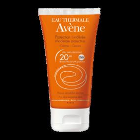 Авен Крем солнцезащитный SPF 20+ Avene Moderate protection cream SPF 20