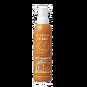 Авен Детский спрей солнцезащитный SPF 50+ Avene Very high protection Spray for children