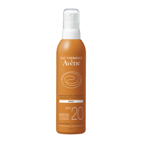 Авен Спрей солнцезащитный SPF 20+ Avene Moderate Protection spray SPF 20+