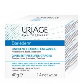 Урьяж Барьедерм Бальзам против трещин Uriage Bariederm Onguent Fissures, Crevasses