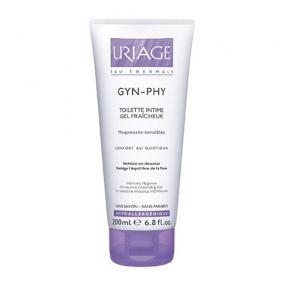 Урьяж Жин-фи Гель для интимной гигиены Uriage Gyn-phy Intimate hygiene protective cleansing gel