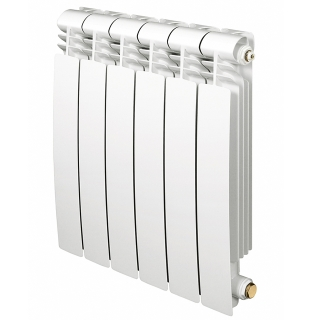 Радиатор отопления алюминевый